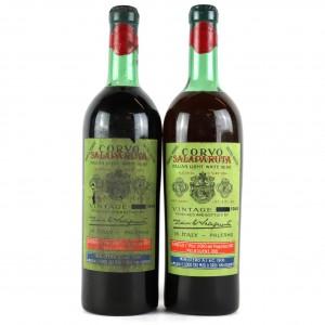 Salaparuta Corvo 1943 Sicily / 2 Bottles