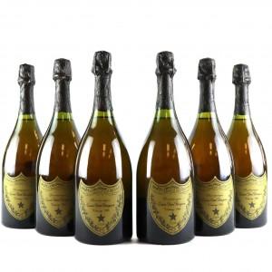 Dom Perignon 1988 Vintage Champagne 6x75cl