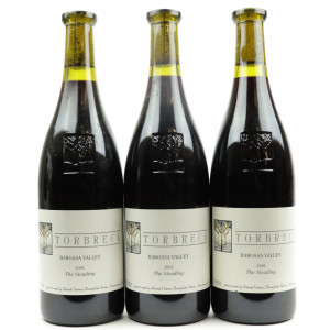 Torbreck The Steading 2001 Barossa 3x75cl
