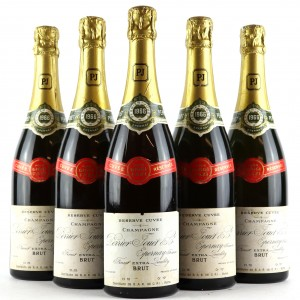 Perrier-Jouet Extra Brut 1966 Champagne 5x78cl