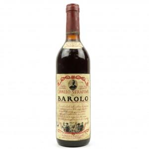 C.Serafino 1971 Barolo