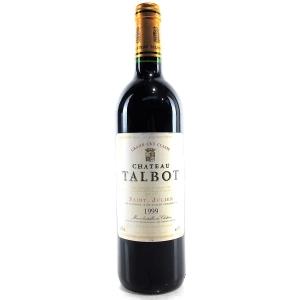 Ch. Talbot 1999 Saint-Julien 4eme-Cru