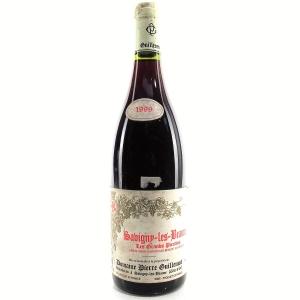 """Dom. P.Guillemot """"Les Grands Picotins"""" 1999 Savigny-Les-Beaune"""