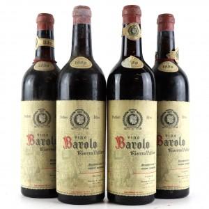 Valfieri 1959 Barolo Riserva 4x72cl