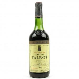 Ch. Talbot 1975 St-Julien 4eme-Cru