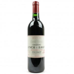 Ch. Lynch-Bages 1989 Pauillac 5eme-Cru