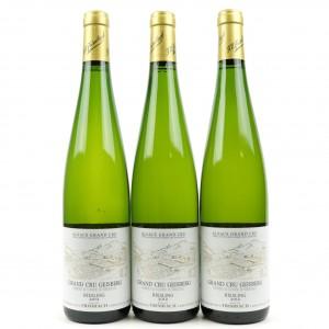 Trimbach Geisberg Riesling 2012 Alsace Grand Cru 3x75cl