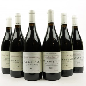 Dom. J-M.Bouley Clos Des Chenes 2011 Volnay 1er-Cru 6x75cl
