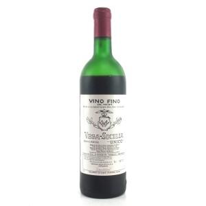"Vega Sicilia ""Unico"" Reserva Especial Ribera Del Duero / 1986 Release"