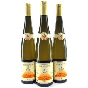 """Dopff""""Schoenenbourg"""" Riesling 2013 Alsace Grand Cru 3x75cl"""
