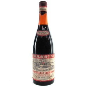 Frassine 1965 Amarone