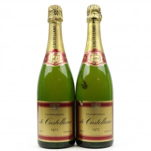 Castellane 1975 Vintage Champagne 2x77cl