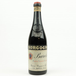 Borgogno 1947 Barolo Riserva