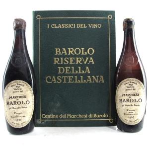 Marchesi Di Barolo 1945 Riserva 2x66cl