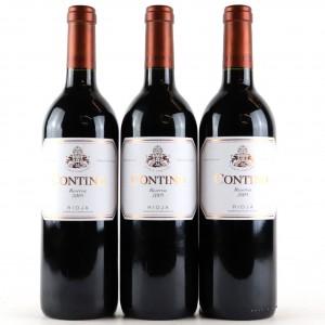 Contino 2005 Rioja Reserva 3x75cl