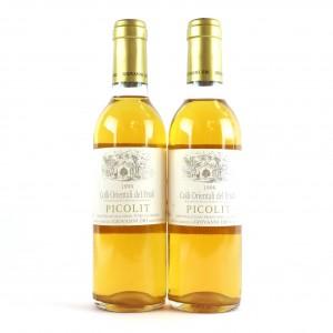 G.Dri Picolit 1998 Colli Orientali Del Friuli 2x37.5cl