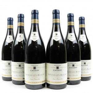Dom. Champy 2012 Savigny-Les-Beaune 6x75cl