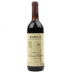 Giacosa Fratelli 1971 Barolo