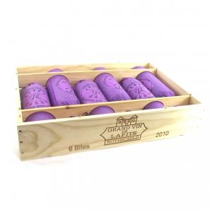 Ch. Lafite-Rothschild 2010 Pauillac 1er-Cru 6x75cl / Original Wooden Case