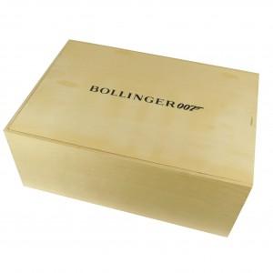 Bollinger R.D. Extra Brut 1988 Vintage Champagne 150cl / 007 Spectre Limited Edition Crystal Cooler Set