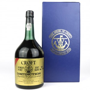 Croft Distinction 10 Year Old Tawny Port 150cl