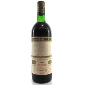 Ch. De Caillavet1973 Bordeaux