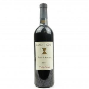 Grato Grani Rosso Di Toscana 1997 Tuscany
