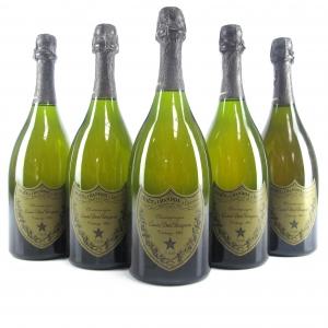 Dom Perignon Brut Vintage 1985 Champagne 5x75cl