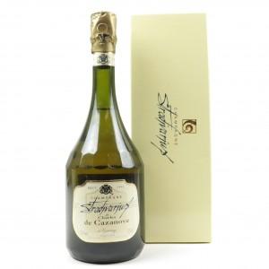 Cazanove Stradivarius Brut 1995 Vintage Champagne