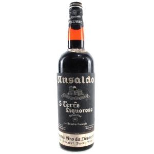 """Ansaldo """"Sciactrac"""" 1957 Cinque Terre Liquoroso"""