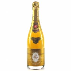 """Louis Roederer """"Cristal"""" 1985 Vintage Champagne"""
