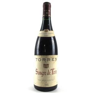 """Torres """"Sangre De Toro"""" 1997 Penedes"""