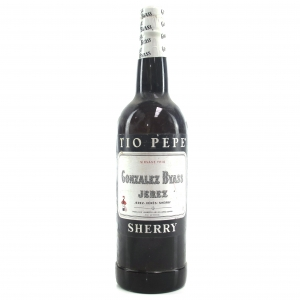 Gonzalez Byass Tio Pepe Fino Sherry