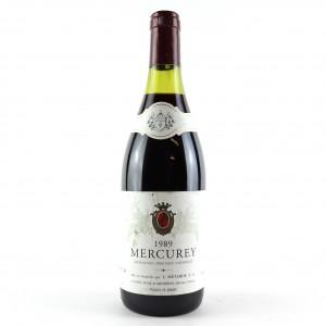 L.Metairie 1989 Mercurey