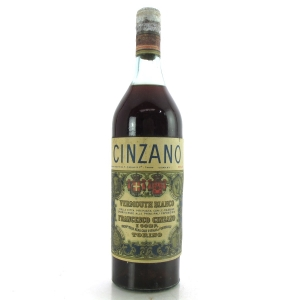 Cinzano Bianco Vermouth / Circa 1930s