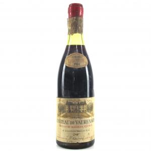 Ch. De Vaurenard 1964 Beaujolais