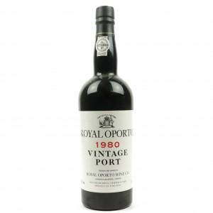 Royal Oporto 1980 Vintage Port