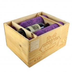 Ch. Lafite-Rothschild 2000 Pauillac 1er-Cru 6x75cl / Original Wooden Case