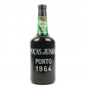 Pocas Junior 1964 Colheita Port