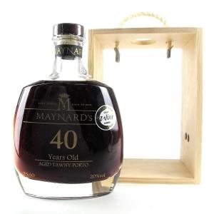 Maynard's 40 Year Old Tawny Port