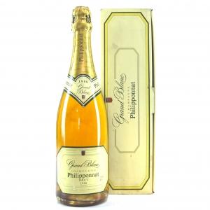 "Philipponnat ""Grand Blanc"" 1986 Vintage Champagne"