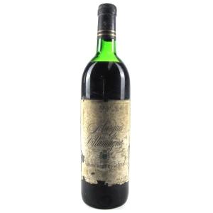 Marques De Villamagna 1970 Rioja Gran Reserva