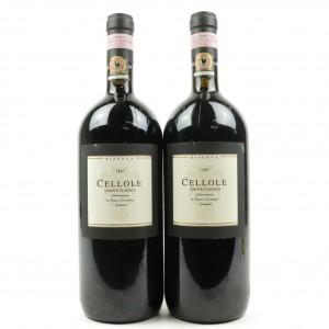 San Fabiano Calcinaia Cellole 1997 Chianti Classico Riserva 2x150cl