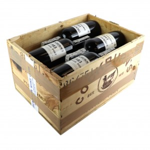 Cockburn's 1983 Vintage Port 12x75cl / Original Wooden Case