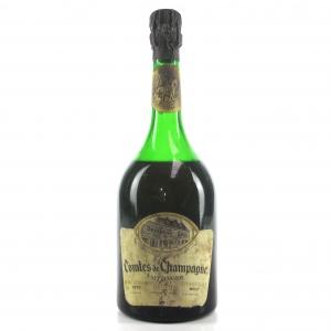 """Taittinger """"Comtes de Champagne"""" 1970 Blanc De Blancs"""