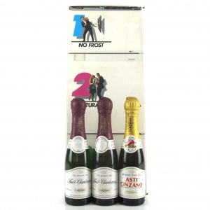 Cinzano Spumante Gift Set 3x20cl