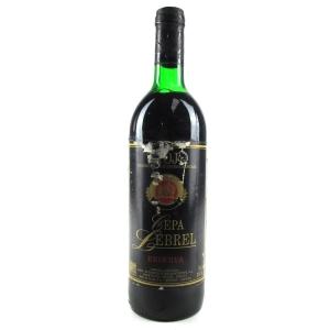 Cepa Lebrel 1980s Rioja Reserva