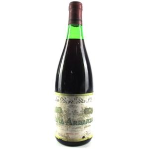 Viña Ardanza 1970 Rioja Crianza