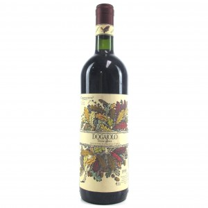 "Carpineto ""Dogajolo"" Sangiovese-Cabernet Sauvignon 1999 Tuscany"