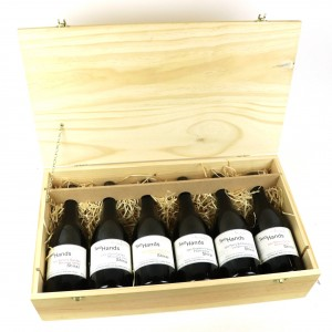 Two Hands Shiraz Selection 2003 South Australia 6x75cl / Presentation Box